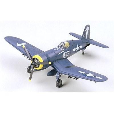 Maquette avion: Vought F4U - 1A Corsair - Tamiya-61070