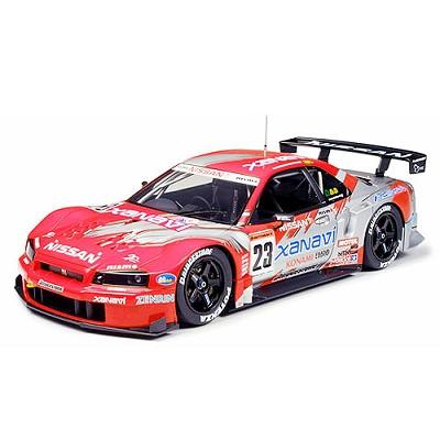 Maquette voiture : Xanavi NISMO GT-R R34 - Tamiya-24268