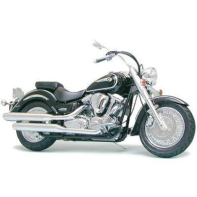 Maquette Moto: Yamaha XV 1600 Roadstar - Tamiya-14080