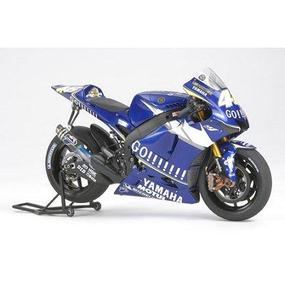 Maquette Moto: Yamaha YZR-M1 - Tamiya-14116