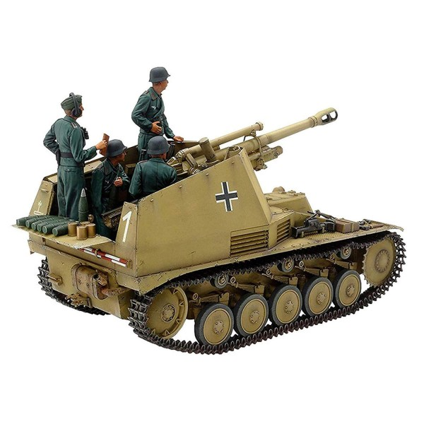 Maquette Char : Wespe Front italien - Tamiya-35358
