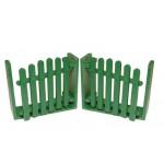 3 Portes de jardin