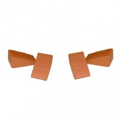 38 Briques triangulaires