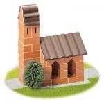 Construction en briques : Eglise