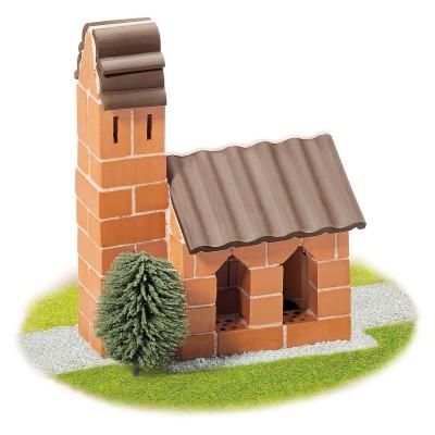 Construction en briques : Eglise - Teifoc-4050