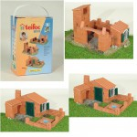 Petit baril maison - 3 plans