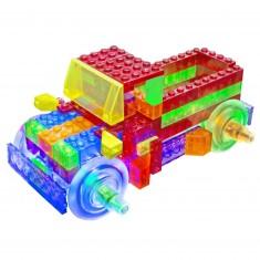 Briques de construction : Camion 8 en 1