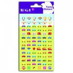Funny stickers : Embellissement - Voitures  - transports