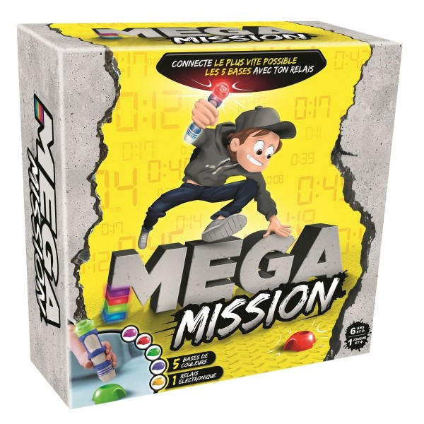 Mega Mission - TF1games-70251