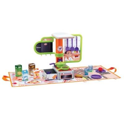 ma premi re cuisine portable jeux et jouets tim lou avenue des jeux. Black Bedroom Furniture Sets. Home Design Ideas