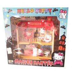 Maison hantée Hello Kitty