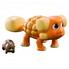 Figurine Le Voyage d'Arlo : Vivien l'ankylosaure