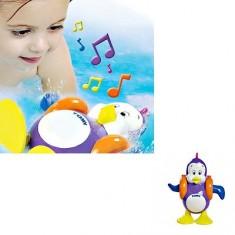 Jouet pour le bain Gloup Gloup le Pingouin