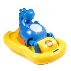 Jouet pour le bain Hippo Pédalo