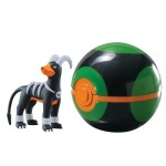 Pokemon : Poke Ball XY Clip n'Carry Démolosse et Sombre Ball