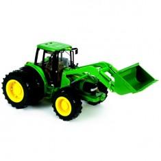 Tracteur John Deere 6830S avec chargeur