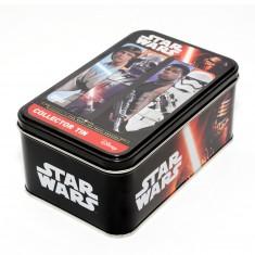 Boite métal Collector Star Wars : Luke/Dark Vador/Finn/Stormtrooper