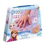 Création de bijoux et vernis à ongles Icy Glow La Reine des Neiges (Frozen)