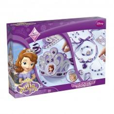 Kit créatif 2 en 1 Princesse Sofia