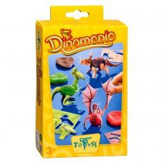 Kit créatif Dinosaures fantaisie : Creativity Dinomania