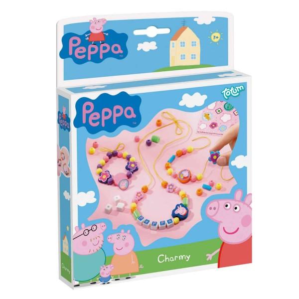 Kit cr atif peppa pig cr tes propres bijoux jeux et jouets totum avenue des jeux - Fusee peppa pig ...
