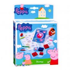 Kit créatif Peppa Pig : Jeu de tampons