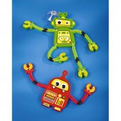 Kit créatif Robots loom : Creativity Loom I-Do Robotics