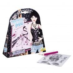 Kit créatif Trendy Me créer sa breloque de sac ou de porte clés Creativity