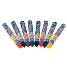 Crayons pour tissu 8  pièces