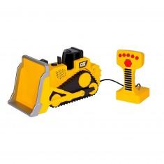 Véhicule de chantier radiocommandé : Bulldozer