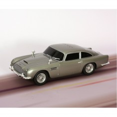 Véhicule James Bond 007 : Aston Martin DB5 : Goldfinger