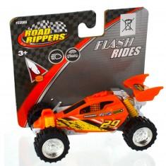 Voiture de course Road Rippers : Flash Rides : orange