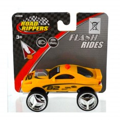 Voiture Road Rippers : Flash Rides : jaune