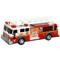 Véhicule de secours : Camion de pompiers