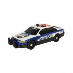 Véhicule de secours : Voiture de police