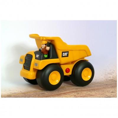 v hicule cat junior camion benne jeux et jouets toystate avenue des jeux. Black Bedroom Furniture Sets. Home Design Ideas