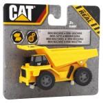 Mini camion benne de chantier à roues libres