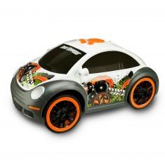 Road Rippers : Dancing Car : Volkswagen Beetle blanche