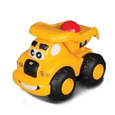 Véhicule de chantier CAT : Roll n' Go : Camion benne