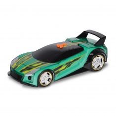 Voiture Hot Wheels : Hyper Racer : Quick n'Sik