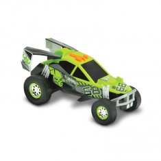 Voiture Hot Wheels Pedal Mashers : Buggy vert