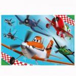 Puzzle 100 pièces : Planes : Les héros en vol