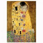Puzzle 1000 pièces : Art  Klimt : Le baiser