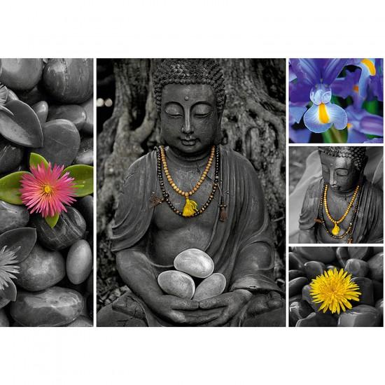 Puzzle 1000 pièces : Bouddha - Trefl-10321