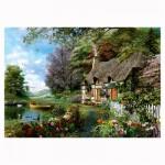 Puzzle 1000 pièces : Charmant cottage