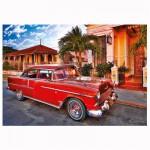Puzzle 1000 pièces : Chevrolet Belair Oldtimer