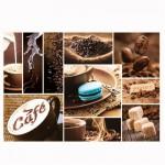 Puzzle 1000 pièces : Cuisine décor : Café