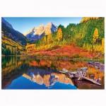 Puzzle 1000 pièces : Maroon Lake, Colorado
