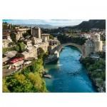 Puzzle 1000 pièces : Mostar, Bosnie Herzegovine