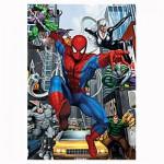 Puzzle 1000 pièces : Spiderman à New York